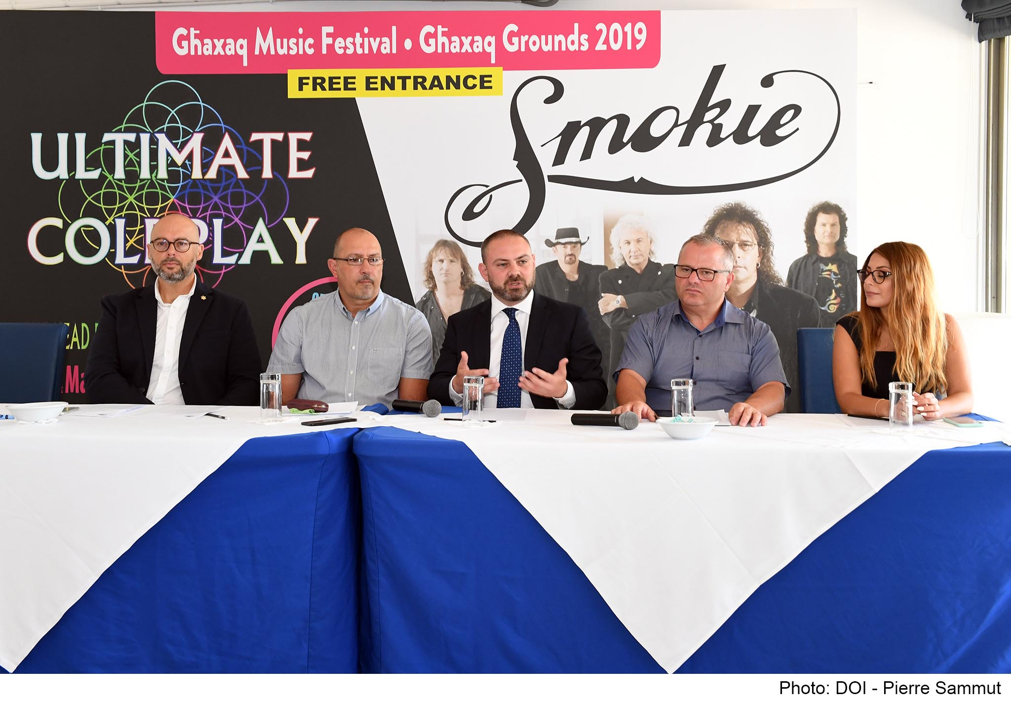 PRESS RELEASE BY THE MINISTRY FOR JUSTICE, CULTURE AND LOCAL GOVERNMENT: Għaxaq Music Festival commemorates 20th anniversary with thrilling music experience