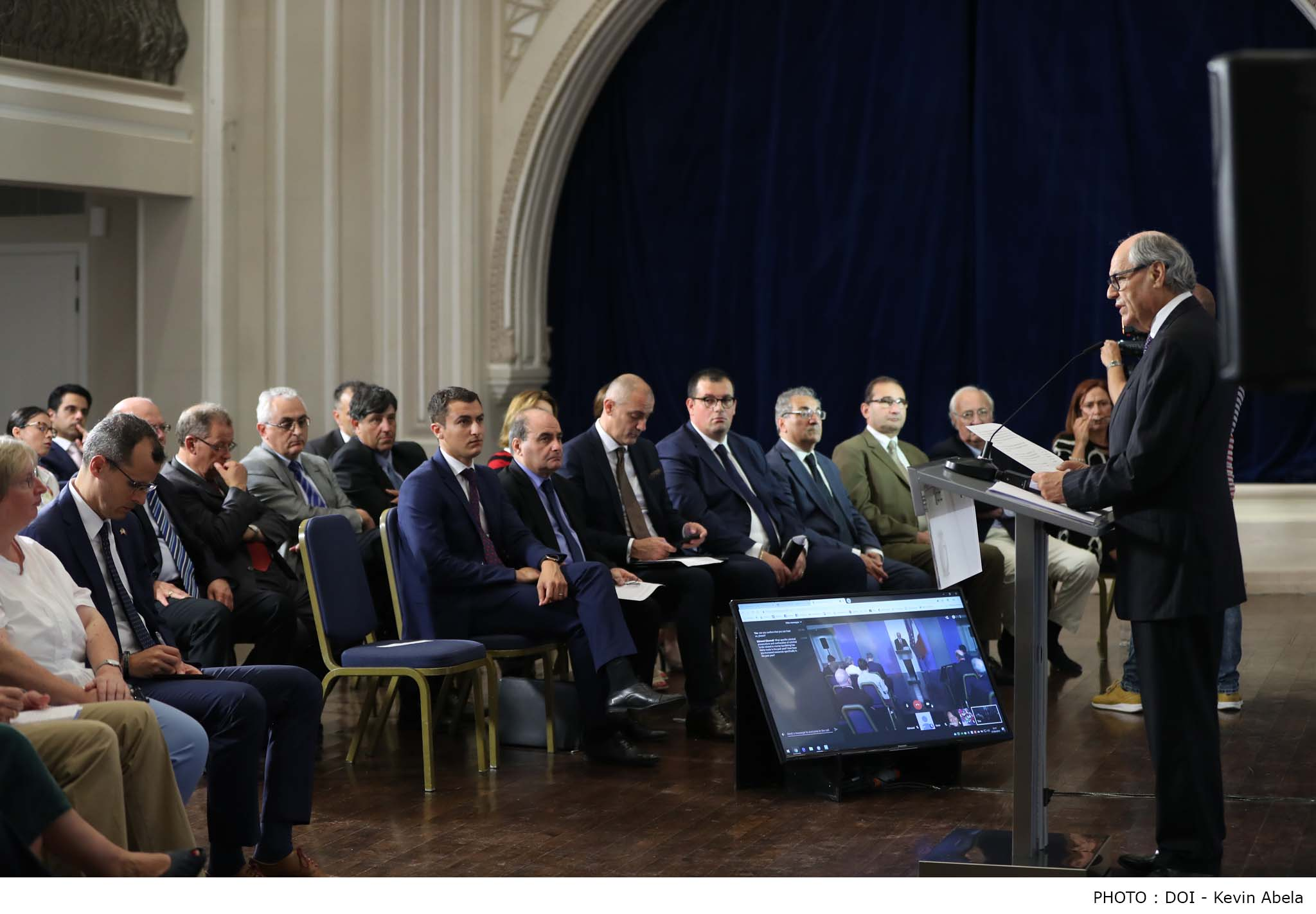 PRESS RELEASE BY THE MINISTRY FOR FINANCE  Malta announces major reforms to strengthen the fight against financial crime