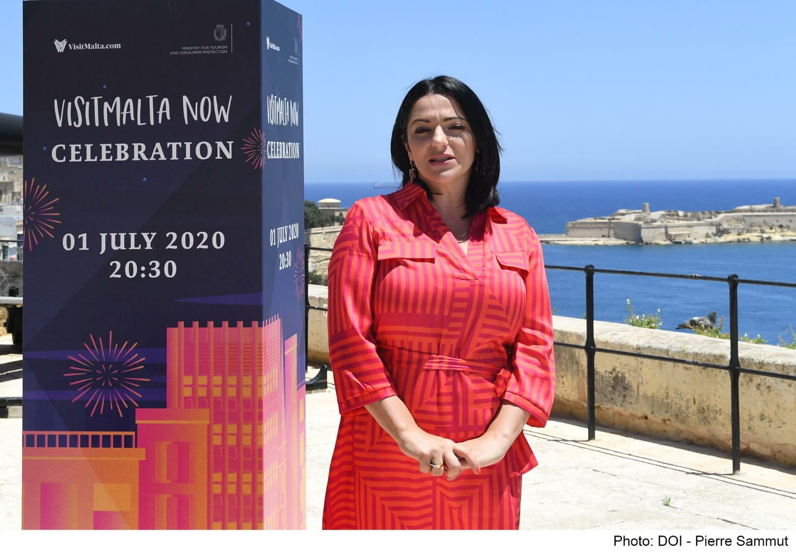 PRESS RELEASE BY THE MINISTRY FOR TOURISM AND CONSUMER PROTECTION  VisitMalta Now: Celebrating the reopening of Malta's borders