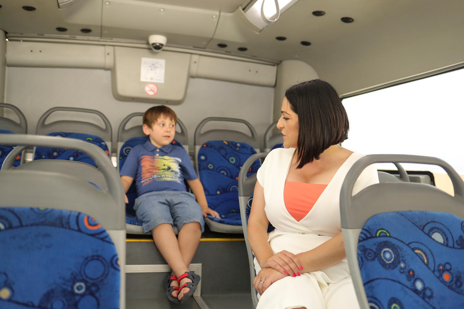 PRESS RELEASE BY THE MINISTRY FOR TOURISM AND CONSUMER PROTECTION  Free circular bus service launched to and from Wied iż-Żurrieq