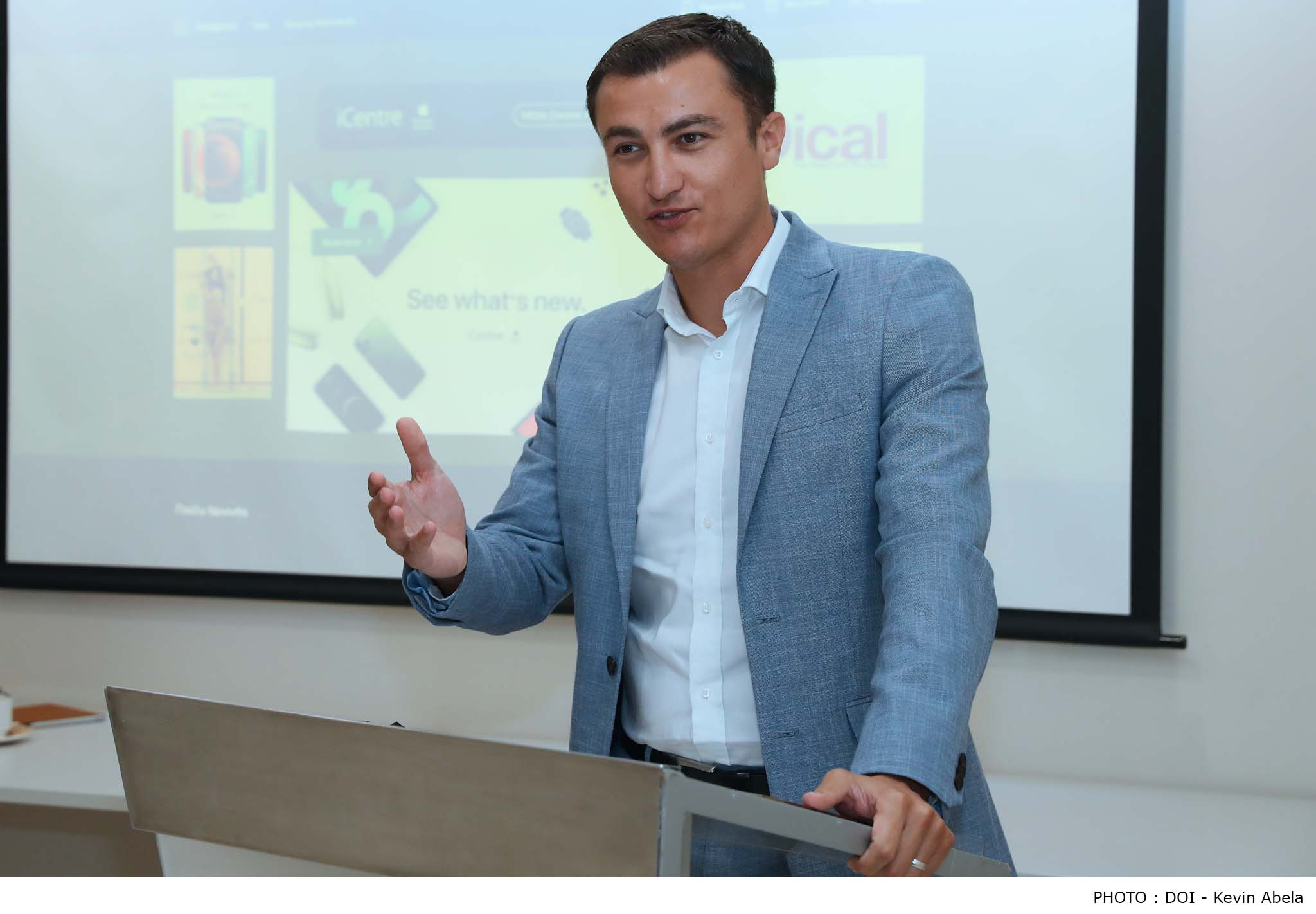 PRESS RELEASE BY THE MINISTRY FOR THE ECONOMY AND INDUSTRY: Launch of okmalta.com – a local online shopping digital platform
